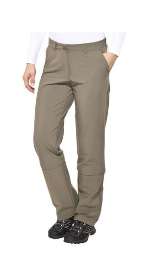 Schöffel Medina NOS Zip-off Pants Women clay